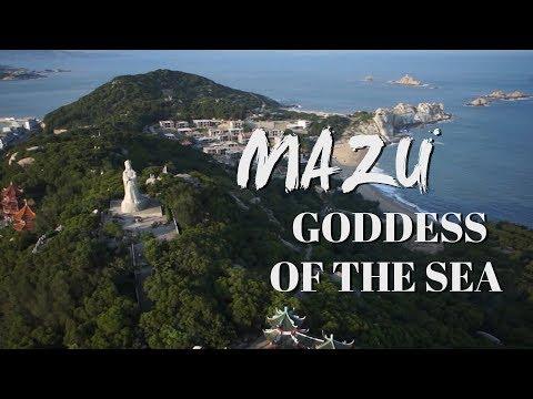 The Sea Goddess of China