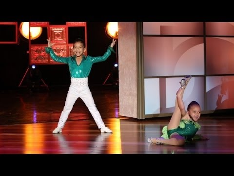 Astounding Young Salsa Dancers