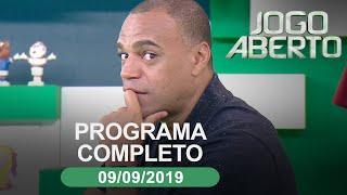 Jogo Aberto - 09/09/2019 - Programa completo
