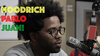 "Hoodrich Pablo Juan Talks ""Designer Drugz 2"", Plug With Gucci Mane And Johnny Cinco, And More"