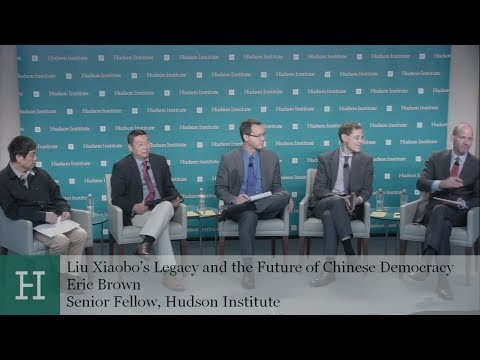 Liu Xiaobo's Legacy and the Future of Chinese Democracy