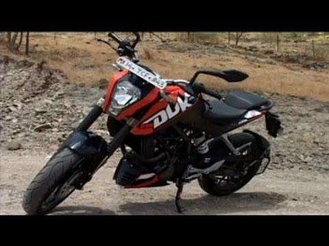 KTM 200 The Duke Amongst Bikes