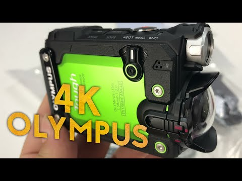 Olympus TG-Tracker Rugged Waterproof 4K Action Camera Review