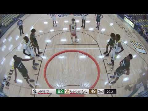 Garden City Men Basketball vs. Seward County Community College