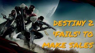 Destiny 2 Fails To Meet Sales Expectations, Activision Promises More Monetization thumbnail