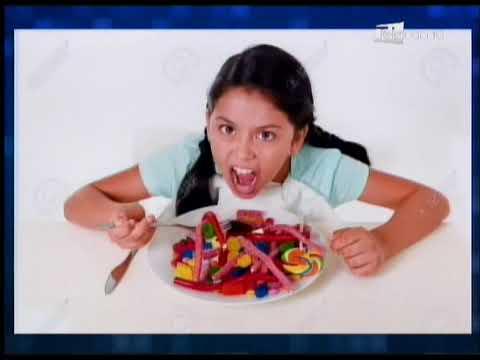 ¿Cómo moderar el consumo de dulces en los niños en esta época?