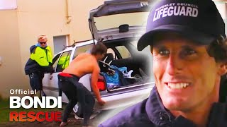 Harries to the Car Rescue Best of Bondi Rescue