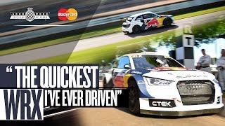 0-60 in 2 seconds | Audi S1 WRX