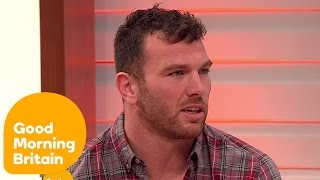 keegan hirst talks about coming out as gay   good morning britain