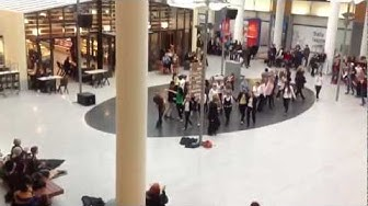 PSY - Gangnam style Flash Mob (Finland-Mikkeli-Stella) 12/10/2012 (HD|720p)