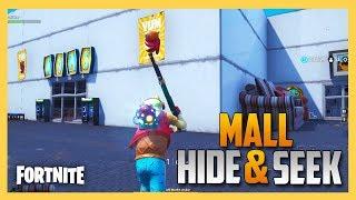 Fortnite Hide and Seek At The Mall! | Swiftor