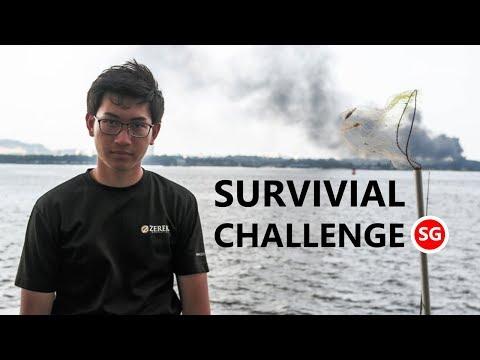 CAMPING , CATCH n COOK @SEMBAWANG | FACEPALMFISHING CHALLENGES