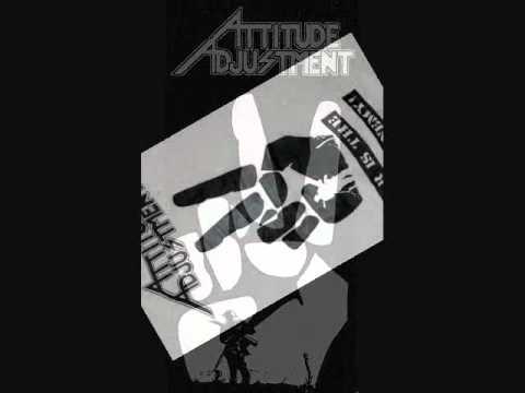 Attitude Adjustment - Grey World