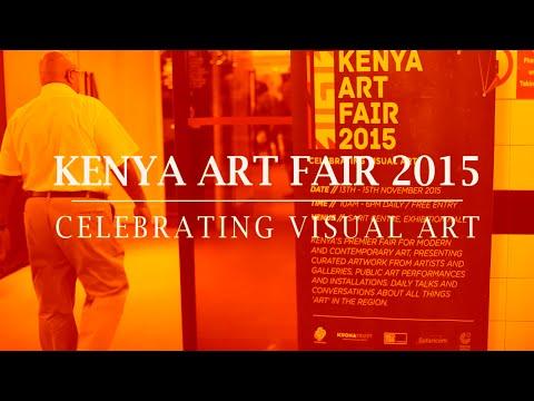 The Kenya Art Fair 2015 @ Sarit Centre