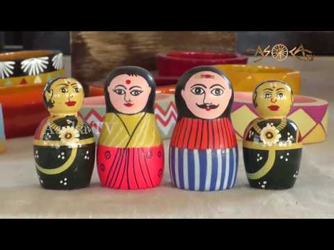 Channapatna : Town of Toys : Asoka TV Exclusive Documentary