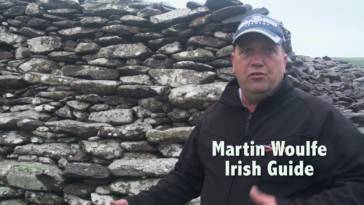 Dingle Town Peninsula Ireland