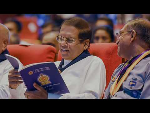 President Scout Awording Ceremony (2014-2018)