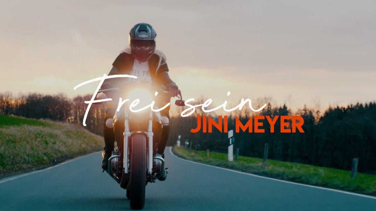 Jini Meyer - Frei sein (Offizielles Video)