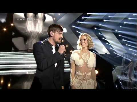 [HD] Sveinur & Oh Land - Speak out now   Sun Of A Gun   X-Factor 2012 Finalen