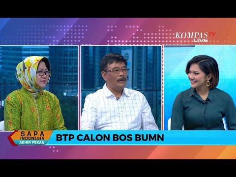 Ahok Akan Pimpin BUMN, Djarot Saiful: Sebagai Eksekutor, Ahok Cocok Jadi Direksi