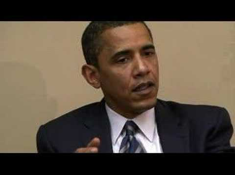Indianapolis Star - Obama: Iran & Hamas (Part 6 of 13)