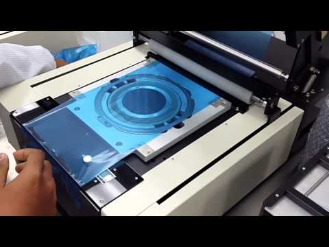 Video 4: Semiconductor Packaging 1 - Wafer Mounting Process