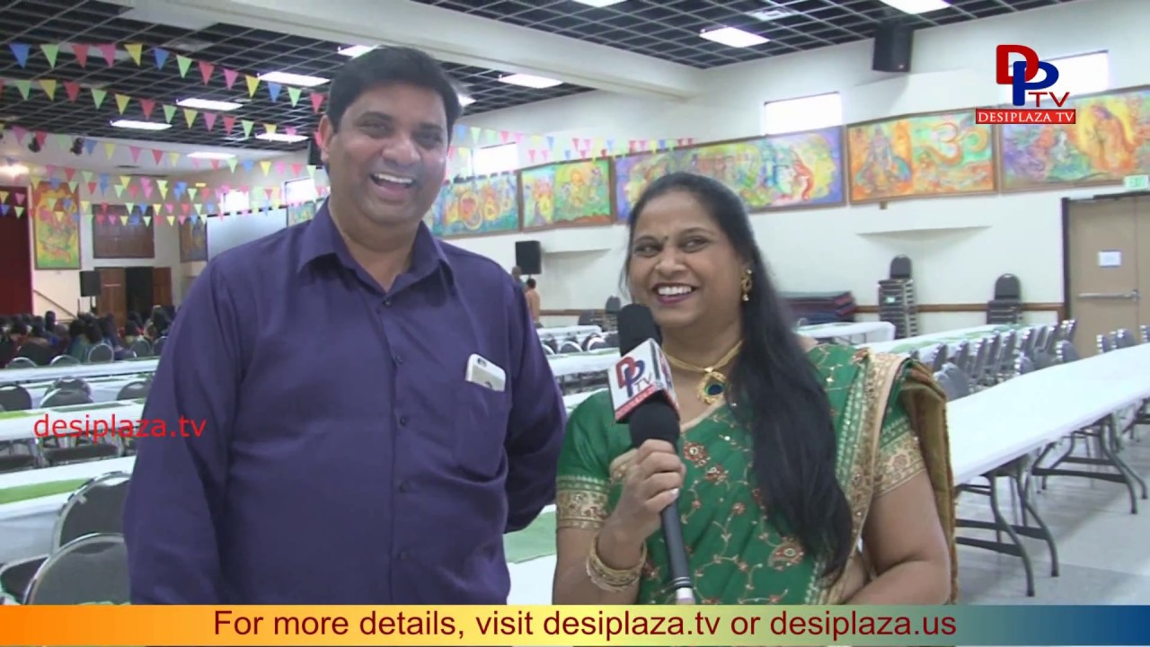 Vatsa Ramanathan, President of (MKANT) speaking to Desiplaza TV.