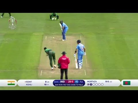 INDIA VS BANGLADESH | 2ND PRACTICE MATCH | WORLD CUP 2019 | FULL HIGHLIGHTS