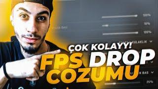 CSGO FPS DROP ÇÖZÜMÜ!! (Operasyon FPS Düşmesi Çözümü)