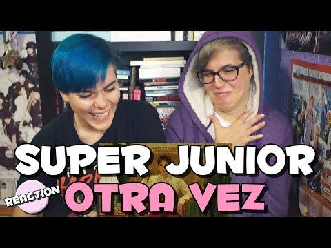 SUPER JUNIOR (슈퍼주니어) X REIK – ONE MORE TIME (OTRA VEZ) ★ MV REACTION