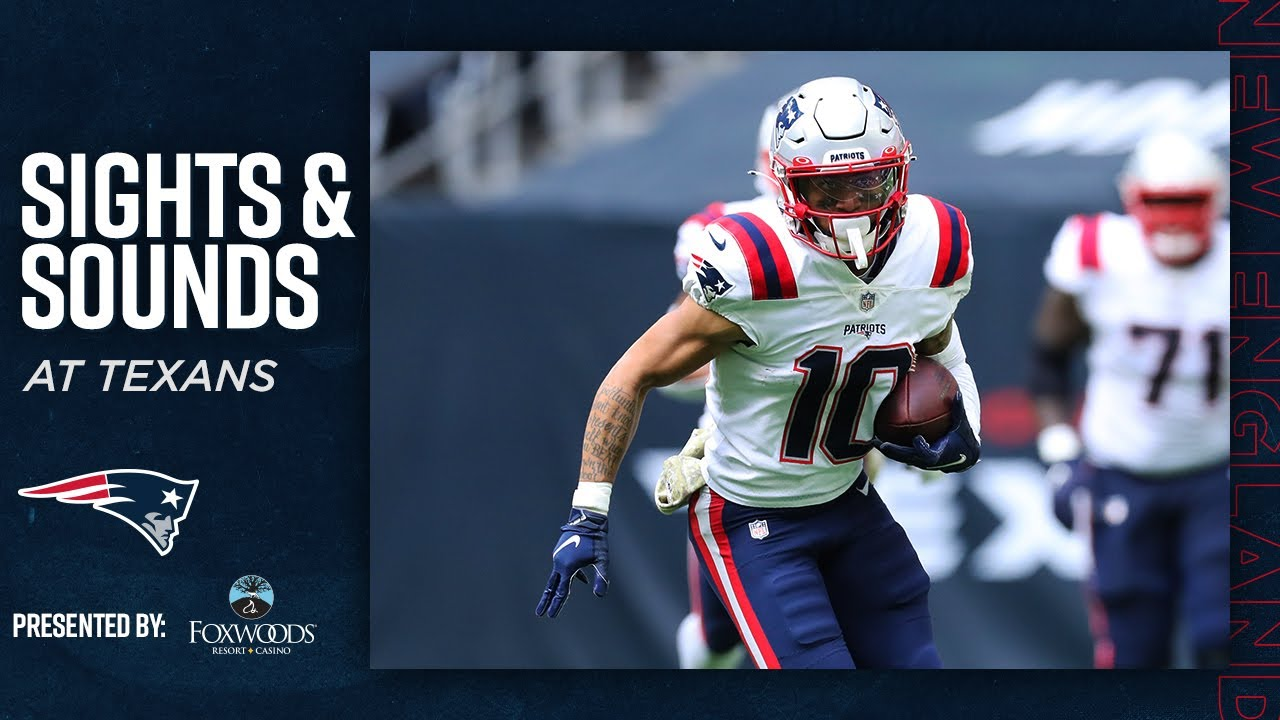 "Patriots Mic'd Up vs. Texans: ""It's about building"" | Sights & Sounds (Week 11)"