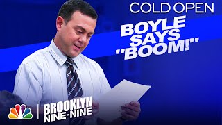 Boyle (Joe Lo Truglio) finds the Nine-Nine has made a bingo game out of his idiosyncrasies. » Subscribe for More: http://bit.ly/NBCBrooklyn99 » Stream Anytime: ...