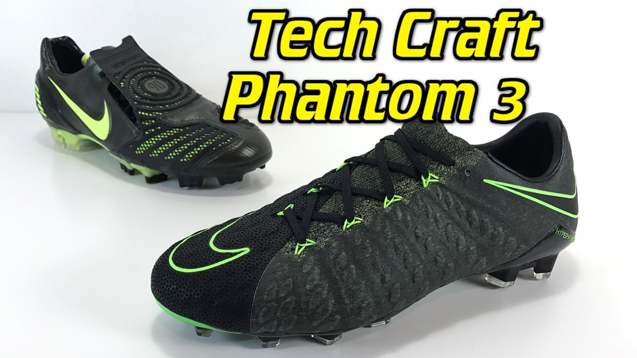 4a75ea28dd98 Nike Hypervenom Phantom 3 Tech Craft Review - Soccer Reviews For You