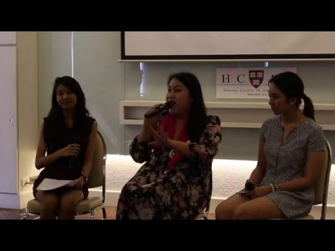 HCAP Bangkok 2016: Discussion on Transgender Rights in Thail