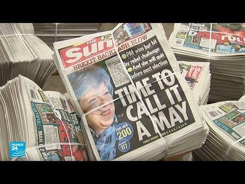 البرلمان البريطاني وصل إلى طريق مسدود بشأن اتفاق بريكسيت!  - نشر قبل 28 دقيقة