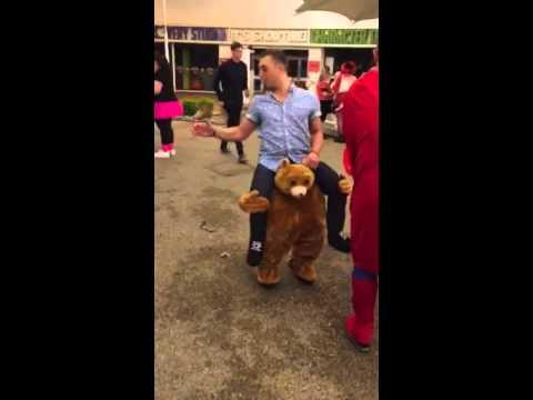 Lustiges Karnevalskostüm