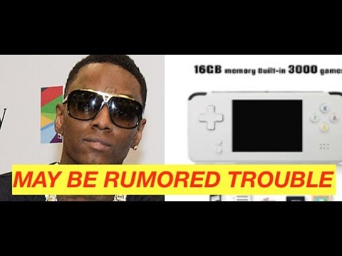 BREAKING RUMOR: Soulja Boy Contacted by Legal Department of Video Game Developers over his Console