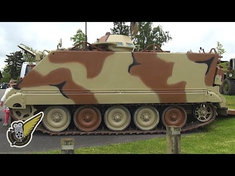 New Zealand Army Museum APC M113A1
