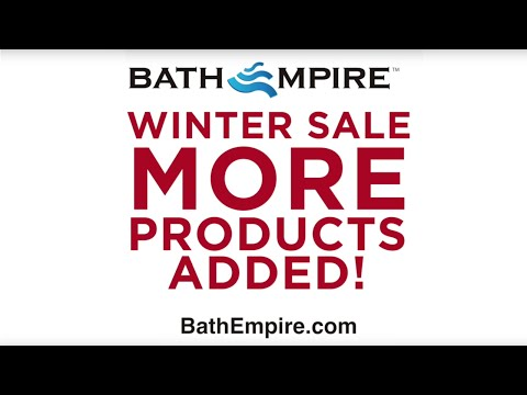 winter-sale-now-on---new-products-added!---bathempire-television-advert