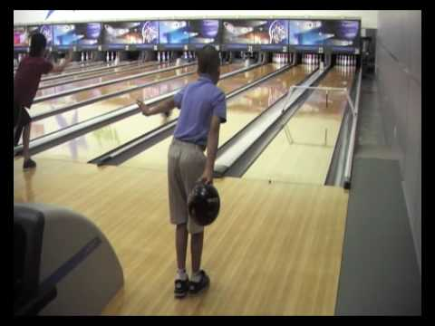 Bowling Targeting Guide Tool in Action #2