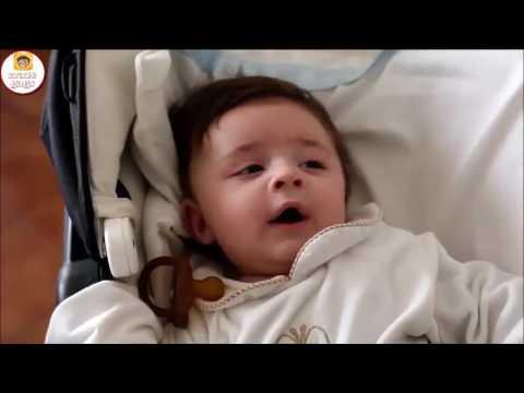 kumpulan bayi bayi bersin