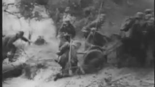 Видео кадры Второй мировой войны