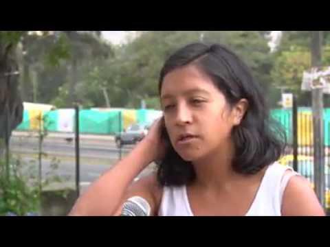 María Buendía, actriz y mimo, habla sobre el RUAC
