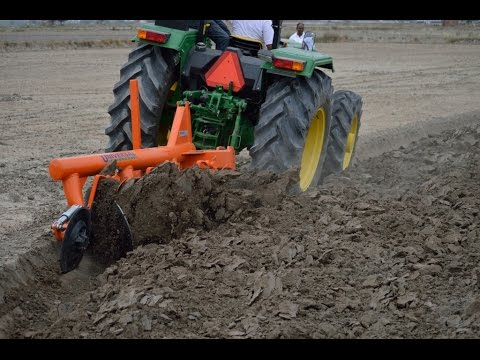 Mounted Disc Plough - UNIVERSAL