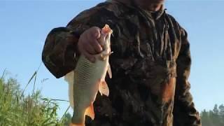 Рыбалка  и отдых в  Пермском крае