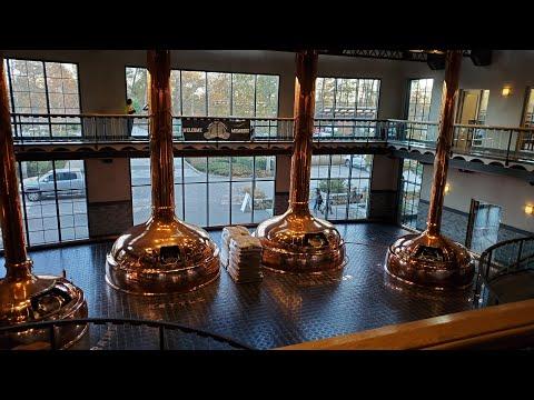 Sierra Nevada Brewing In Asheville, NC!