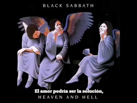 Black Sabbath - Heaven and hell  subtitulado en español