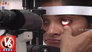 Eyesight | Overuse Of Technology Leads To Vision Problems In Children | V6 News