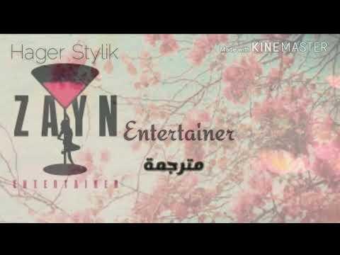 Entertainer    مترجمة