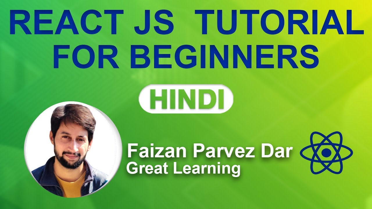 React JS Tutorial For Beginners In Hindi | What Is React JS | React JS Training